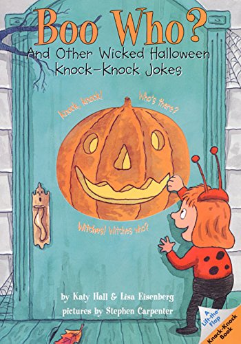 9780694013593: Boo Who?: And Other Wicked Halloween Knock-Knock Jokes