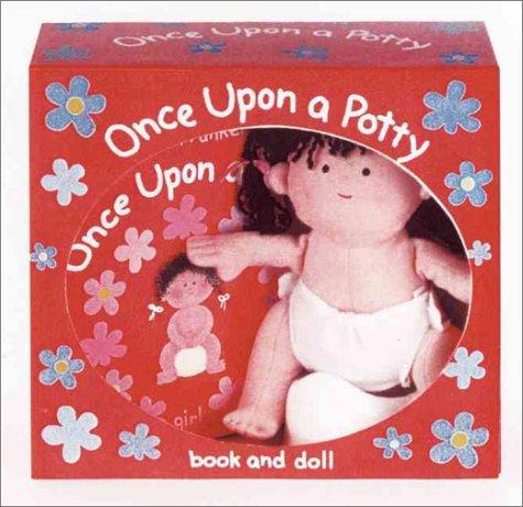 9780694013753: Once upon a Potty: Girl