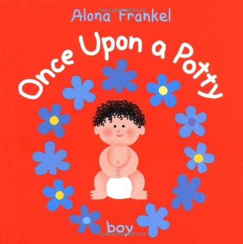 9780694013876: Once Upon a Potty--Boy