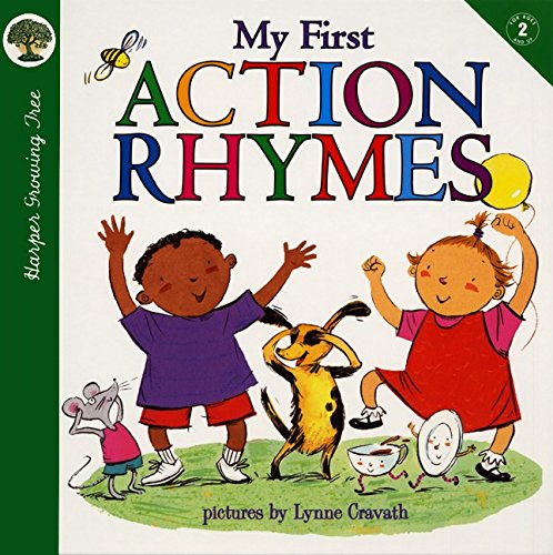 My First Action Rhymes (Harper Growing Tree): Public Domain