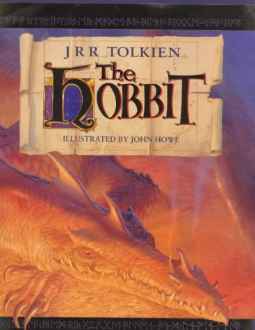 9780694014361: The Hobbit: A 3-D Pop-Up Adventure