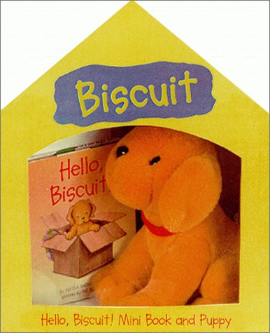 9780694014446: Biscuit Mini Book and Puppy