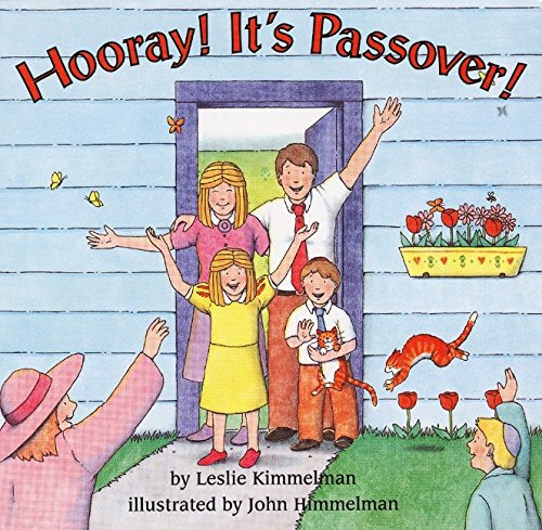 9780694014521: Hooray! It's Passover! Board Book