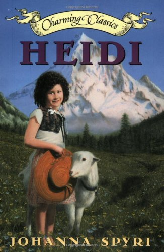 9780694014538: Heidi Book and Charm (Charming Classics)