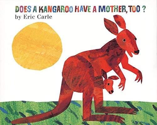 9780694014569: Does a Kangaroo Have a Mother, Too? Board Book