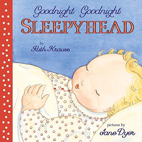 9780694015016: Goodnight Goodnight Sleepyhead Board Book