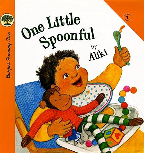 One Little Spoonful (Harper Growing Tree) (0694015024) by Aliki