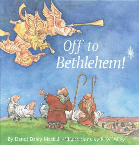 9780694015054: Off to Bethlehem!