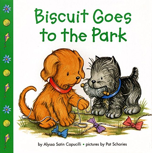 9780694015238: Biscuit Goes to the Park
