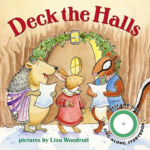9780694015610: Deck the Halls (Sing Along Storybook)