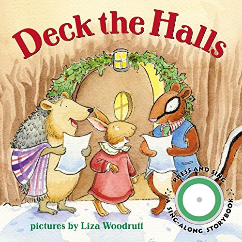 9780694015610: Deck the Halls (Sing Along Storybook)