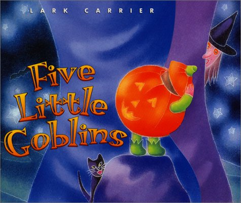 9780694015764: Five Little Goblins