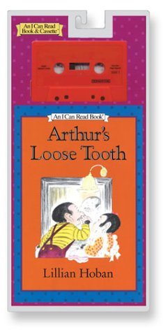 9780694015788: Arthur's Loose Tooth (Book and Audio Tape Set)