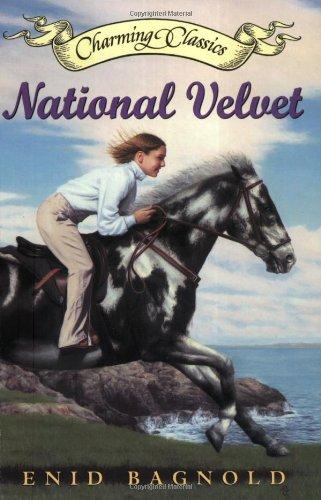 9780694015795: National Velvet (Book and Charm)