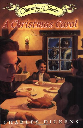 9780694015832: A Christmas Carol Book and Charm (Charming Classics)