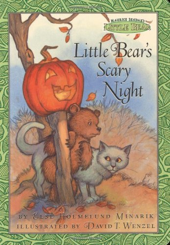 9780694016853: Little Bear's Scary Night