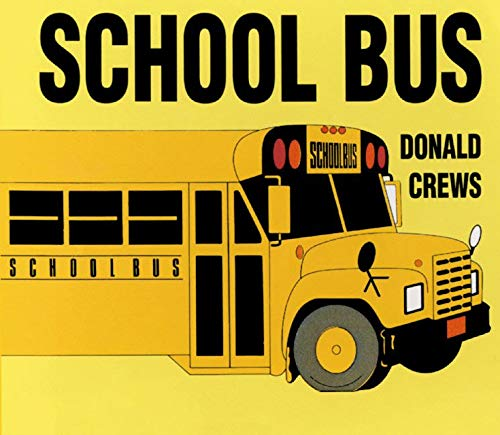 9780694016907: School Bus Board Book