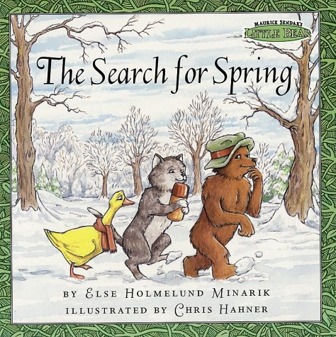 9780694017102: The Search for Spring