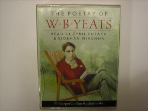 9780694500635: The Poetry of Yeats: Read by Siobhan McKenna and Cyril Cusack (Cdl 51081)