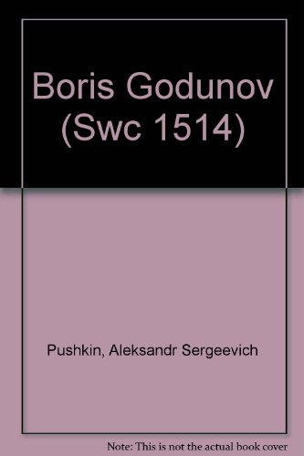 9780694502837: Boris Godunov (Swc 1514)
