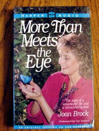 More Than Meets the Eye: The Story of a Remarkable Life and a Transcending Love/Cassettes: ...