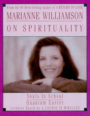 9780694515059: Marianne Williamson On Spirituality