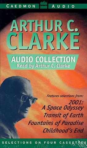 9780694516223: The Arthur C. Clarke Audio Collection