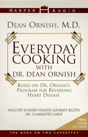 Everyday Cooking WIth Dr. Dean Ornish (0694516279) by Ornish, Dean