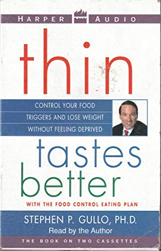 9780694516391: Thin Tastes Better
