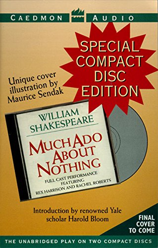 9780694516643: Much Ado about Nothing (Caedmon Shakespeare)