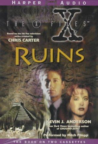 9780694516889: X-Files: Ruins (X-Files (HarperCollins Age 12-Up))