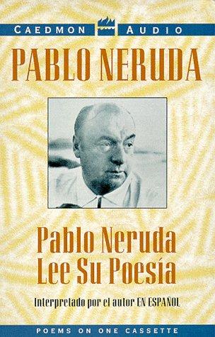 9780694517107: Pablo Neruda Reading His Poetry