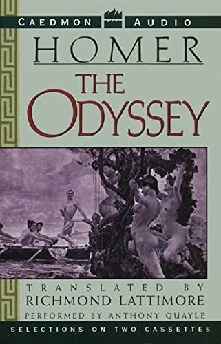 9780694517640: The Odyssey