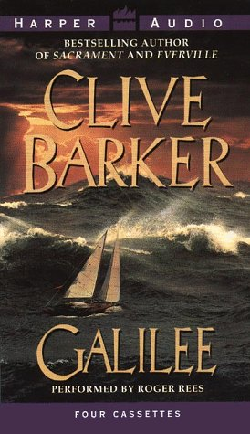 Galilee (0694519855) by Clive Barker