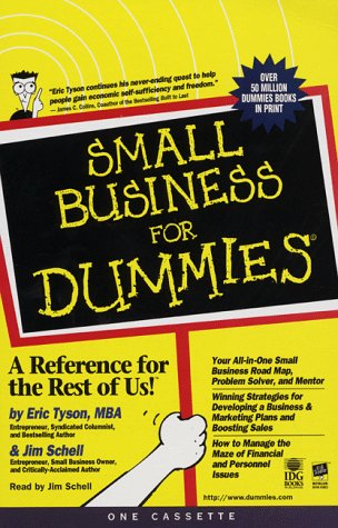 Small Business for Dummies: Eric Tyson