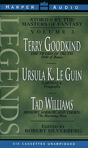 Legends Vol. 3 (Legends: Stories by the: Silverberg, Robert