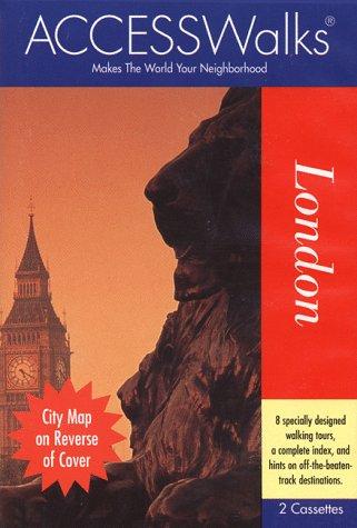 Accesswalks London (2 Audio Cassettes): Lyons, Nan