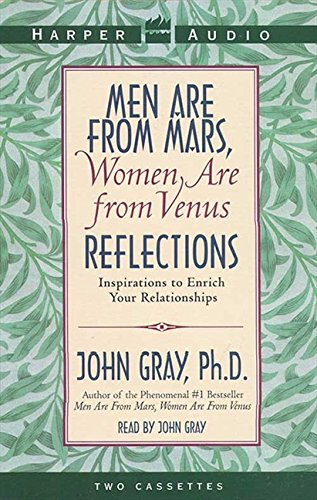 9780694521470: Men are From Mars, Women are From Venus Refle: Inspirations to Enrich Your Relationships