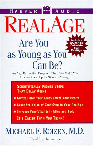 9780694522422: Real Age: Are You As Young As You Can Be?