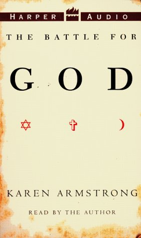 9780694523047: The Battle For God