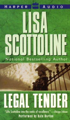 Legal Tender: Lisa Scottoline