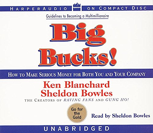 9780694523658: Big Bucks!