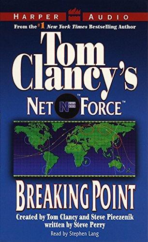 9780694523870: Breaking Point (Tom Clancy's Net Force, No. 4)