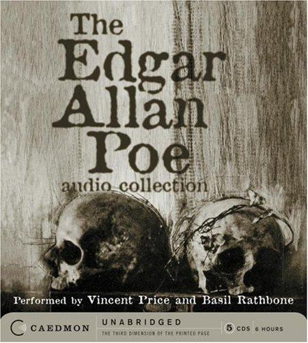 9780694524198: Edgar Allan Poe Audio Collection: Edgar Allan Poe Audio Collection