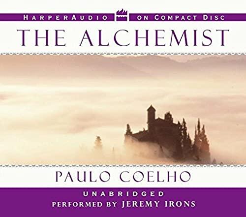 9780694524440: The Alchemist CD