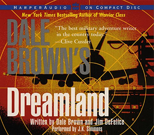 9780694524624: Dale Brown's Dreamland CD