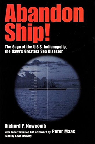 9780694524693: Abandon Ship!: The Saga of the U.S.S. Indianapolis, the Navy's Greatest Sea Disaster