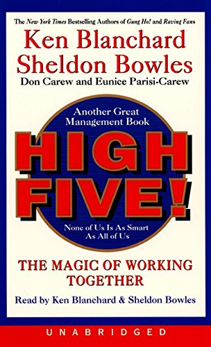 High Five!: The Magic of Working Together (Unabridged)