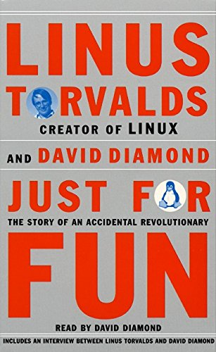 9780694525393: Just For Fun: The Story of An Accidental Revolutionary