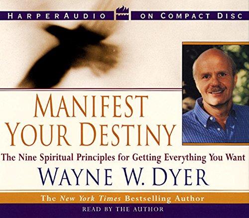 9780694525478: Manifest Your Destiny CD